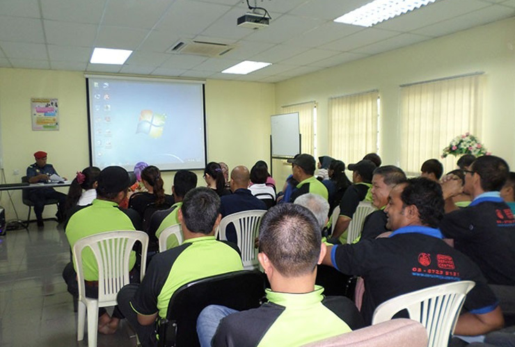 Training & Development – Fire Prevention & Emergency Response Plan