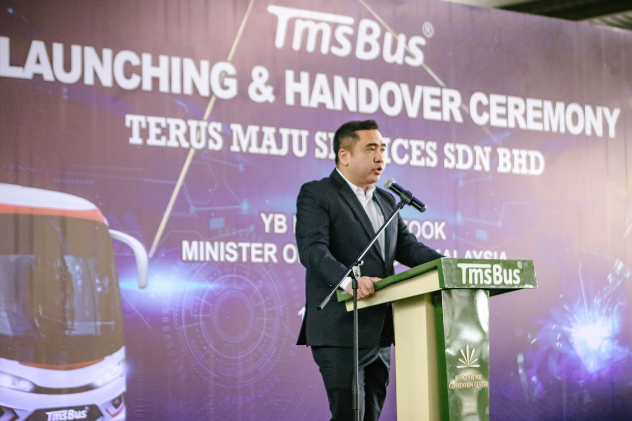 TMSBUS LAUNCHING AND HANDOVER CEREMONY 11.11.19